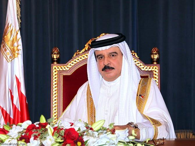 Bahrain says ready to commit ground forces to Syria