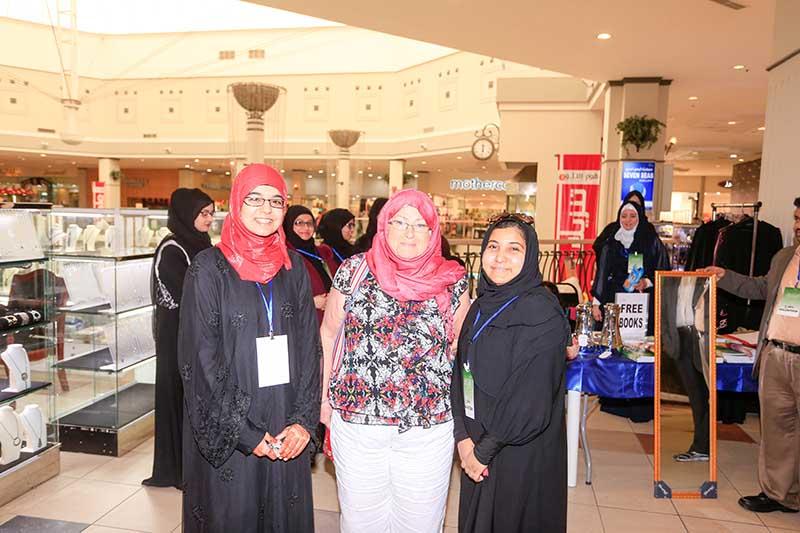 Celebrating the hijab...