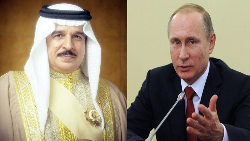 New era of Russia ties