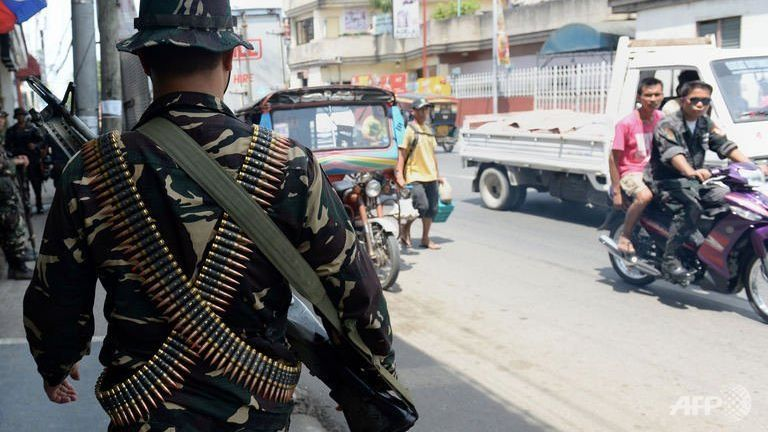Philippine mayor shot in pre-election ambush