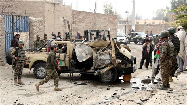 Police officer killed in roadside bombing in Afghanistan
