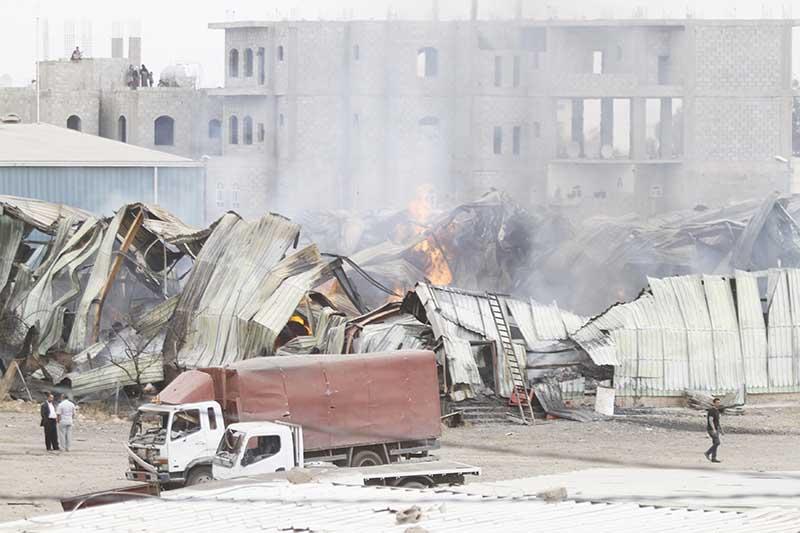 New push to help Yemen's war-hit