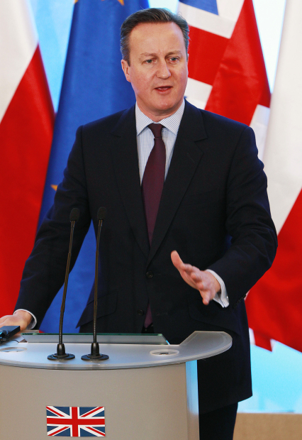 UK PM Cameron rebuked by party members for ignoring their views on EU