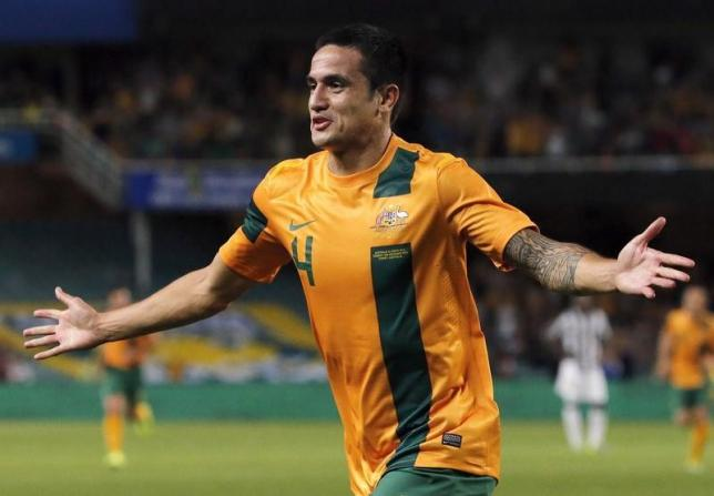 Tim Cahill: 'Crazy' Chinese spending spree just the start
