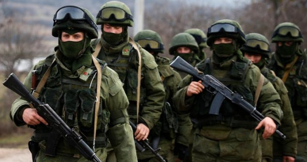 Russian troops put on high alert