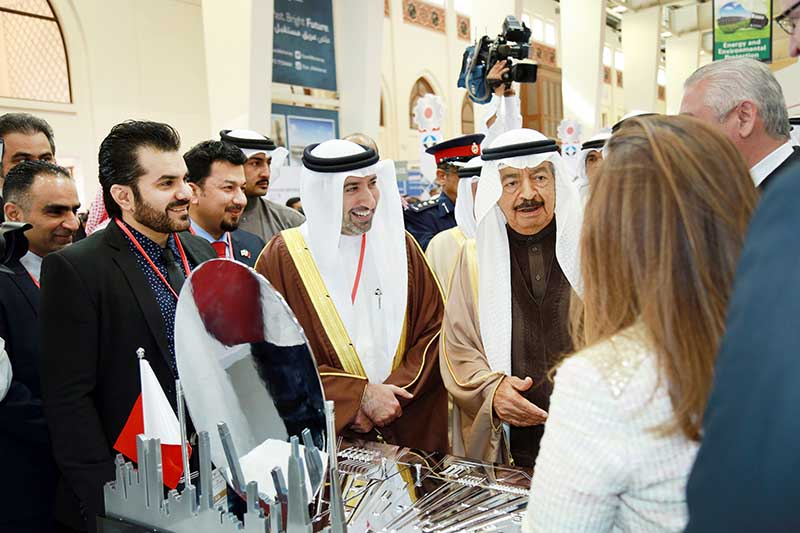 Bahrain showcase for global firms