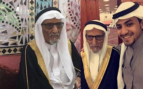 90-year-old Saudi marries 50-year-old woman