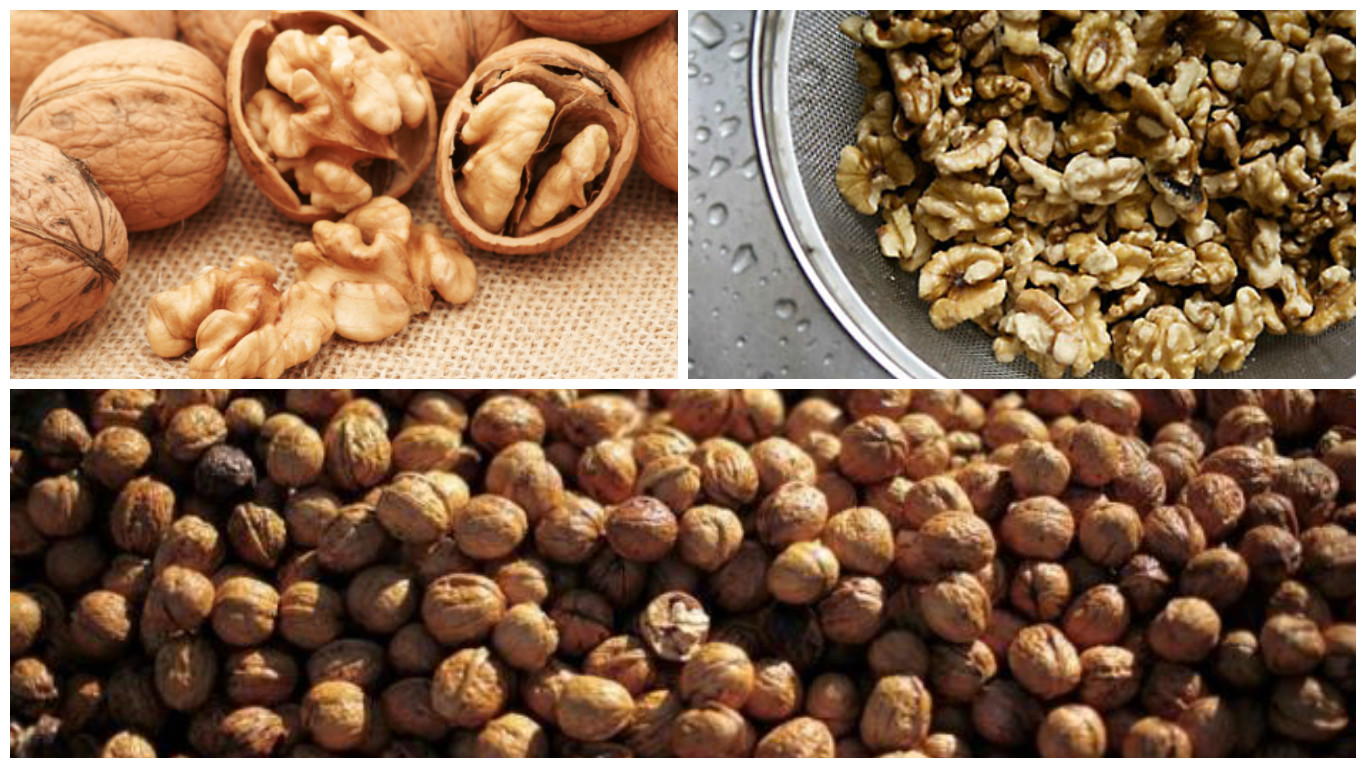 10 reasons why you should eat walnuts every day!