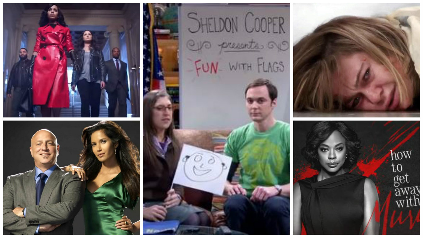 Tv series premieres tonight / starblucks cf