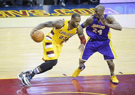 Cavaliers pip  LA Lakers in a tight clash