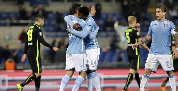 Lazio ease past hapless Verona