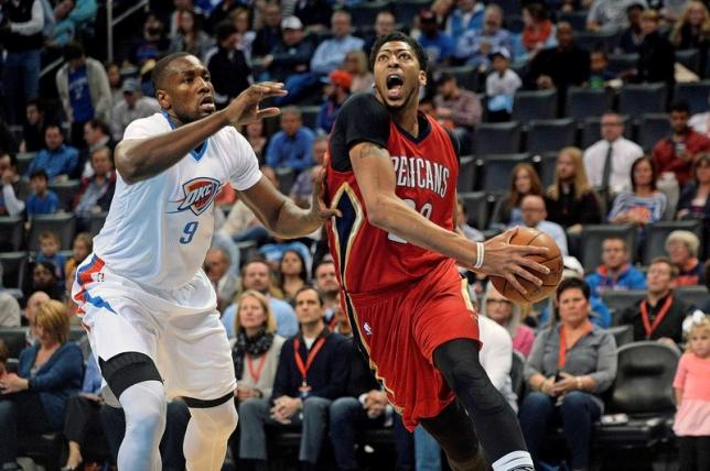 Thunder down Pelicans as both teams play with heavy hearts