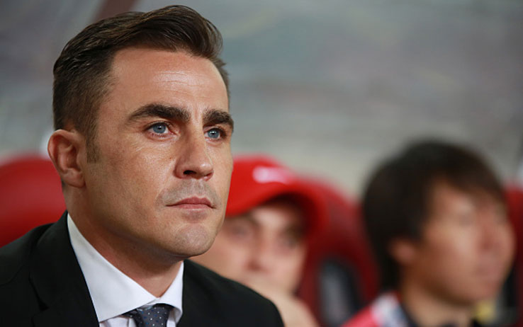 Cannavaro sacked by Saudi side