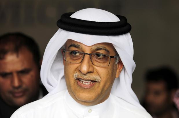 FIFA presidential candidate Shaikh Salman makes presentation to CONCACAF
