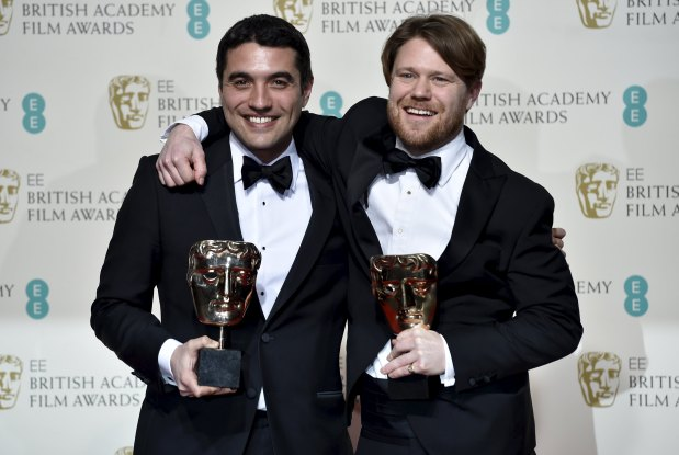 Hollywood: In Pics: Leonardo DiCaprio, Kate Winslet, Brie Larson win big at BAFTA 2016