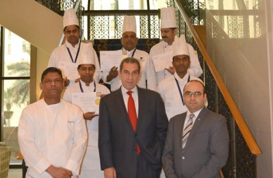 Kuwait Business: Marriot Hotels Kuwait scoops six medals at Horeca 2016