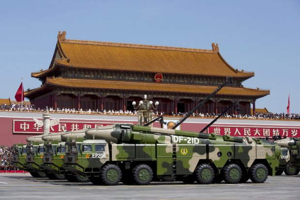 World News: China deploys missiles in disputed South China Sea
