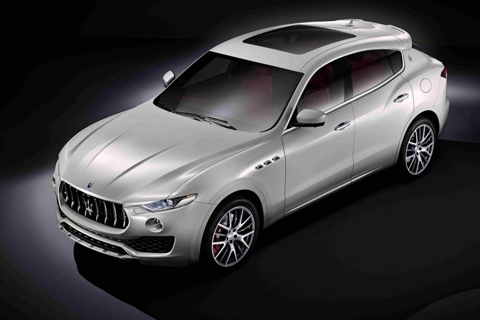 Motoring: Take a look at Maserati's first ever SUV - Levante