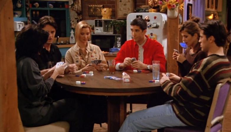 Friends poker episode casino poker freiburg