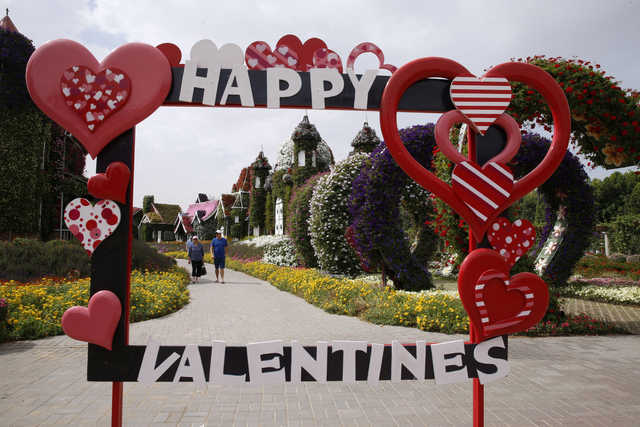 UAE: Flowers, beauty and beyond: A glimpse of Dubai Miracle Garden