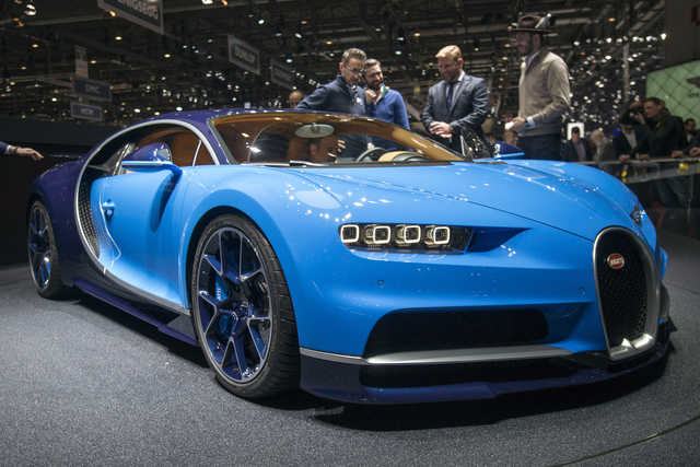 Motoring: 20 must-see cars from the Geneva Auto Show