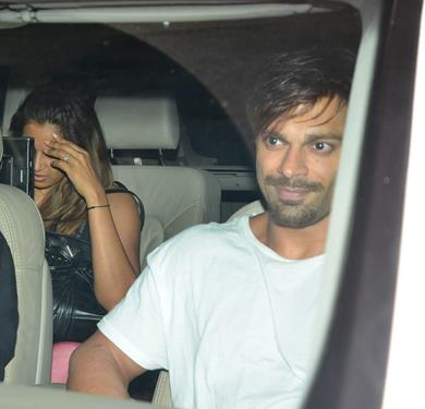 Bollywood: Bipasha Basu and Karan Singh Grover- Engaged?