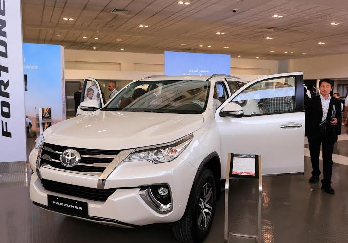 Motoring: All-new Toyota Fortuner launched