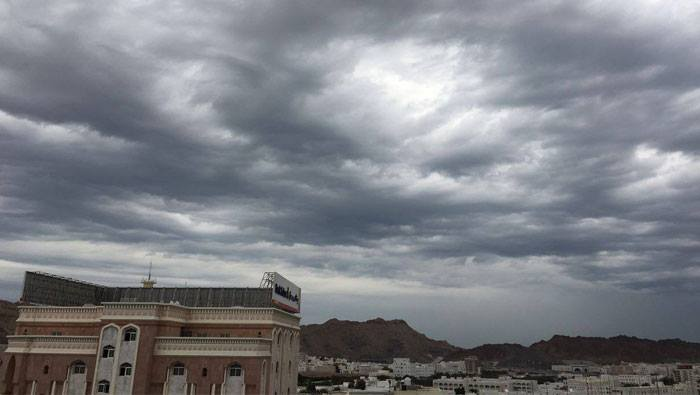 Oman: In Pics: Parts of Oman hit by heavy rain