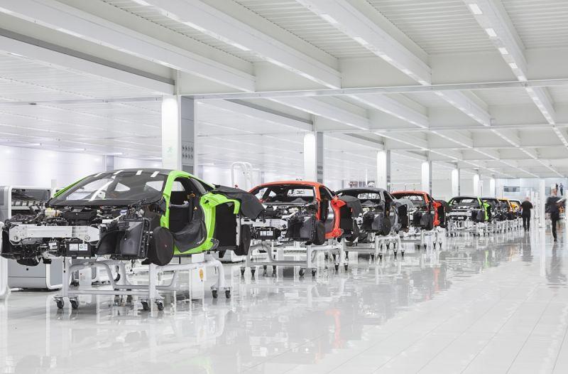 Motoring: McLaren wins best manufacturer award