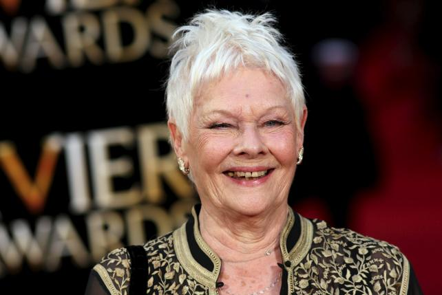 Hollywood: British actress Judi Dench picks up record eighth Olivier Award