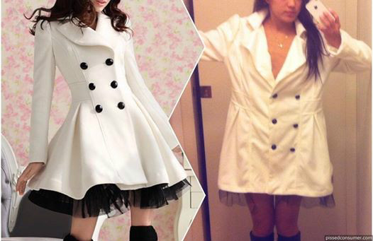 OMG: Scam Alert! Be very careful when you order dresses online