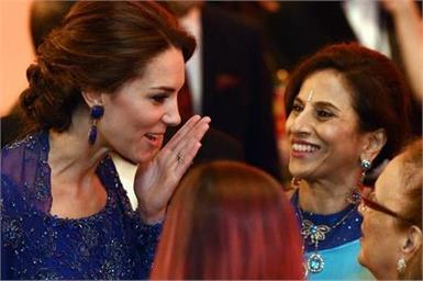 Celebs: William and Kate leave Bollywood awestruck