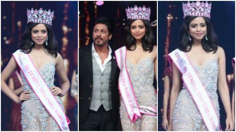 Celebs: In Pics: Priyadarshini Chatterjee crowned Miss India World