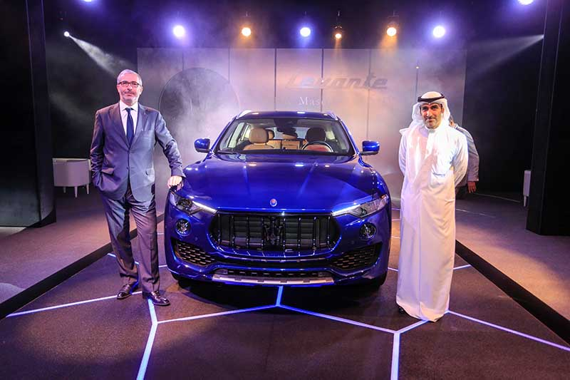 Motoring: Maserati Levante SUV launched