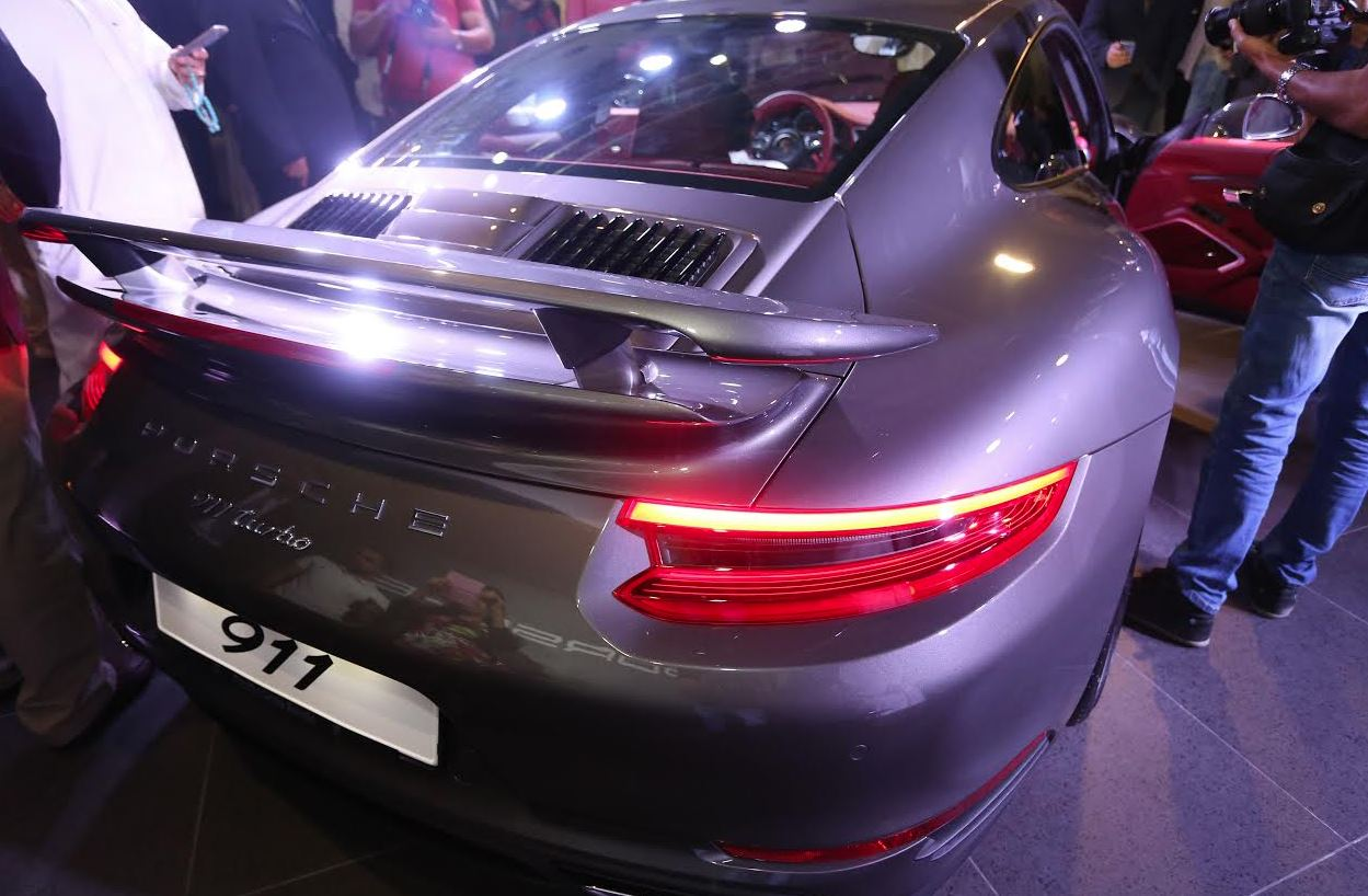 Motoring: New Porsche 911 range launched