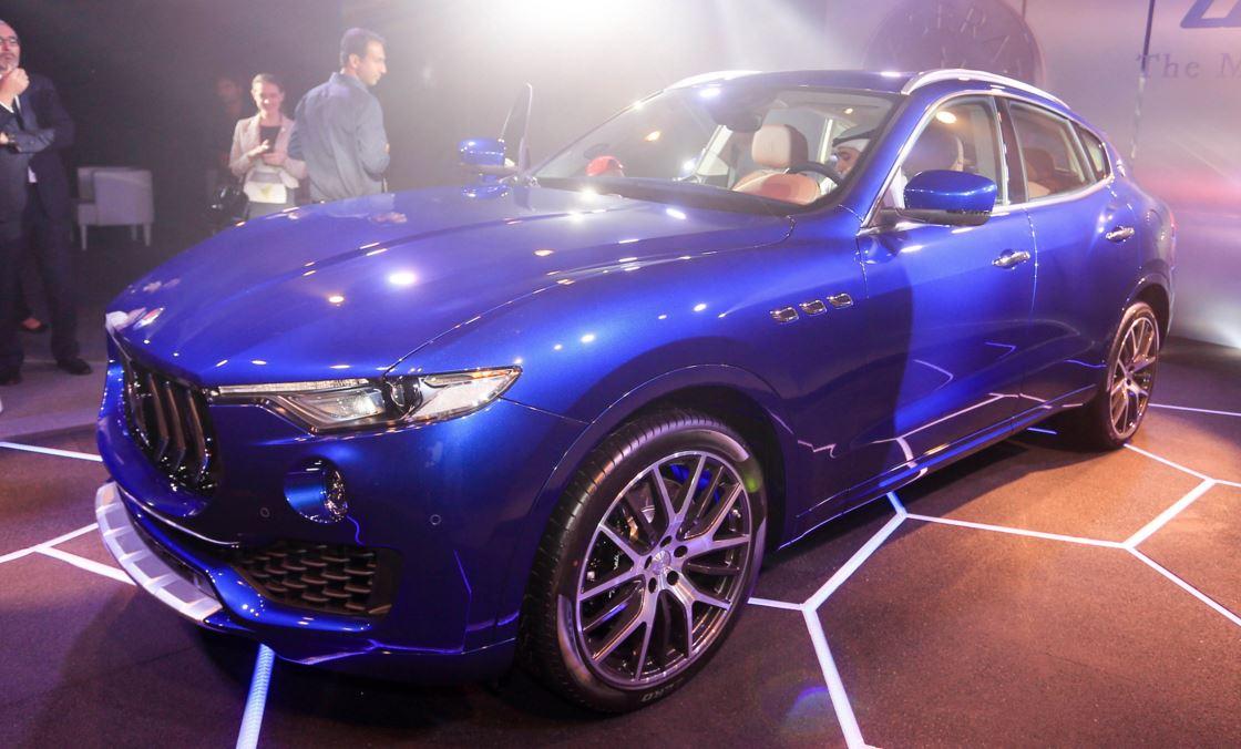 Motoring: Maserati Levante SUV launched