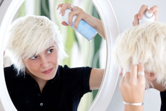 Health: Quick tricks for covering grey hair
