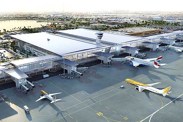 Billion-dollar airport expansion in spotlight