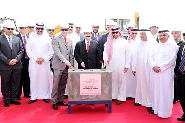 Ground-breaking ceremony held