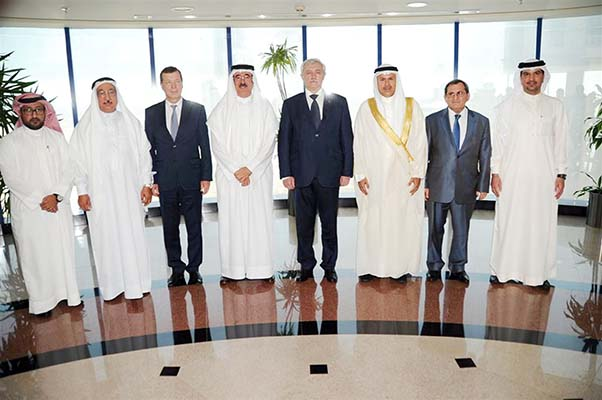 Bahrain-Russia trade reaches $1m