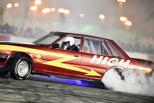 Burnout is back at BIC