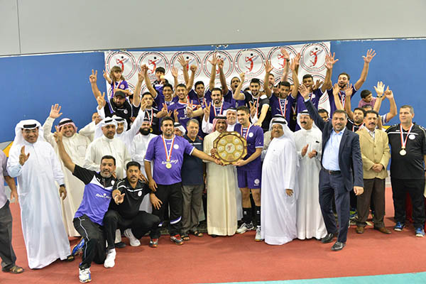 Dar Kulaib crowned league champions