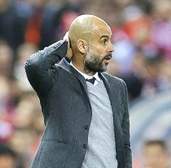 Guardiola criticised over Mueller omission