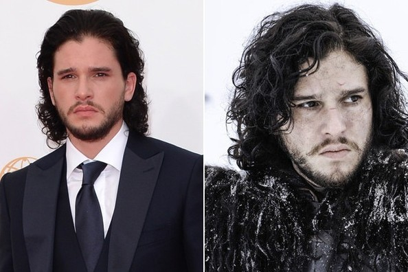 TV: Here's what Jon Snow and other 'Game of Thrones' characters look like in real life