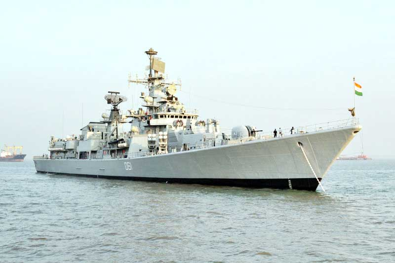 Indian warships to visit Bahrain