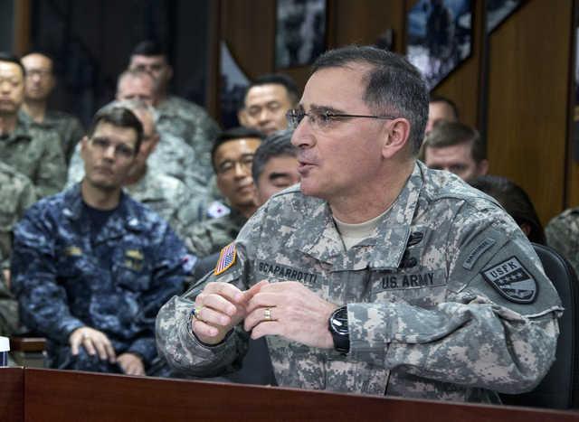 Nato alliance gets new supreme commander