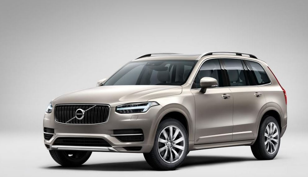 motoring volvo premium suv wins top award. Black Bedroom Furniture Sets. Home Design Ideas
