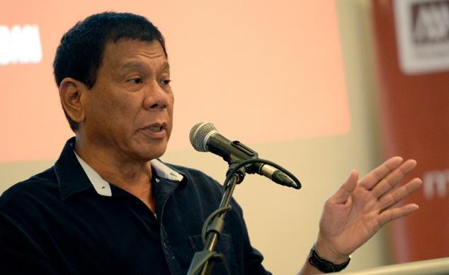 'Dictator' Duterte facing coup rumours in Philippines
