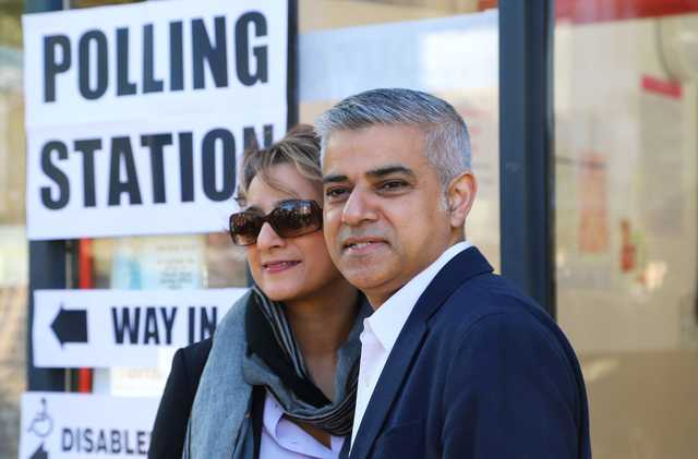 London could get first Muslim mayor in UK local elections