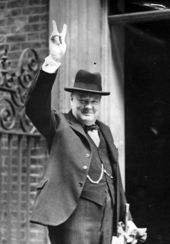 Churchill named most influential Briton of the last century